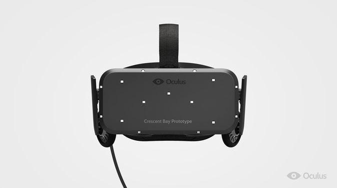 Представлен новый прототип очков виртуальной реальности Oculus Rift. Изображение № 3.