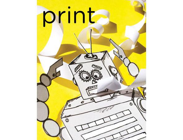 Изображение 44. Журналы недели: 6 популярных изданий о графическом дизайне.. Изображение №47.