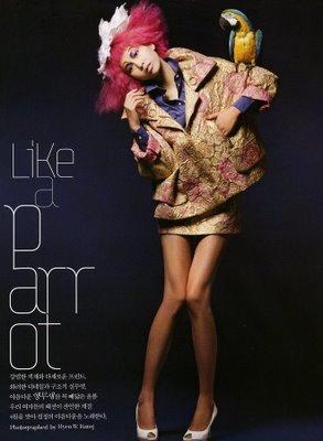 Vogue Korea (april 2008). Изображение № 9.