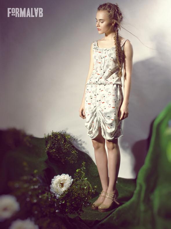 Изображение 27. Лукбук весенне-летней коллекции FormaLab.. Изображение № 5.