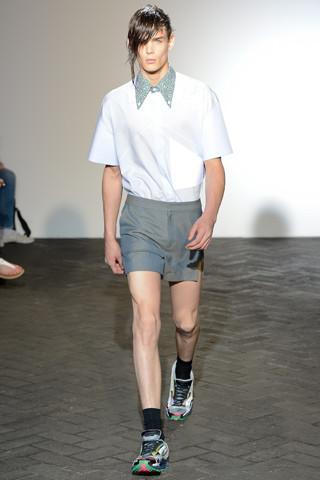 Неделя мужской моды в Париже: День 1. Изображение № 22.