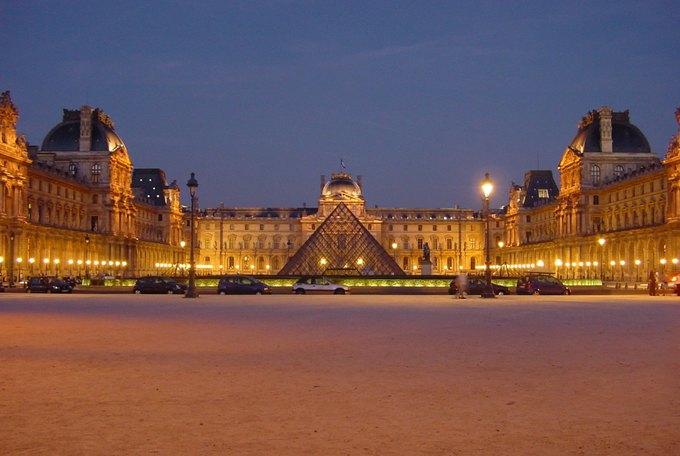 Зал русского искусства в Лувре откроется после 2015 года. Изображение № 1.