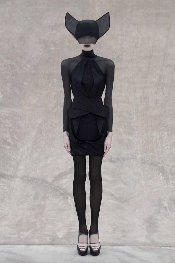 Японский минимализм в одежде – кошечки от Max Tan. Изображение № 6.