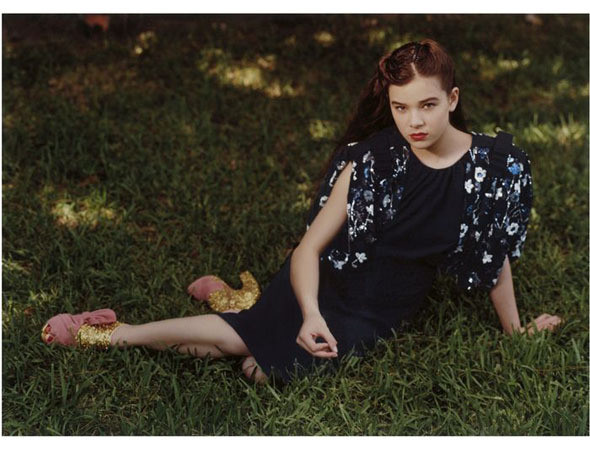Изображение 3. Превью кампаний: Givenchy, Miu Miu и Yves Saint Laurent.. Изображение № 2.