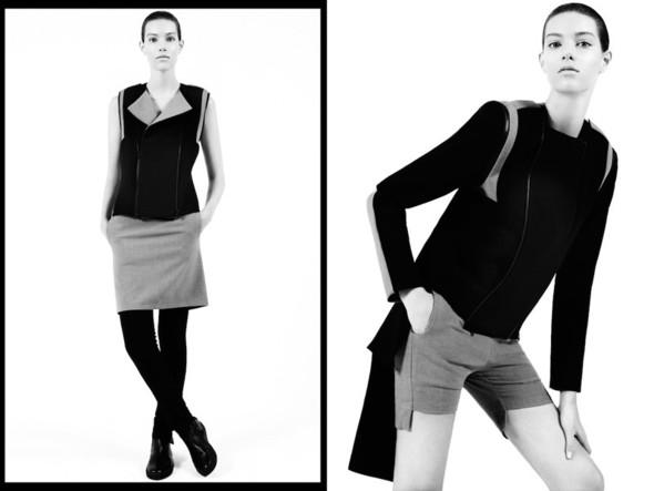 Мужские лукбуки: Rad Hourani, Versace и другие. Изображение № 10.