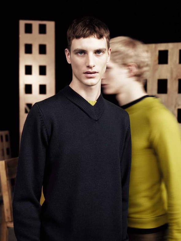 Мужские лукбуки: Louis Vuitton, Adidas и другие. Изображение № 28.