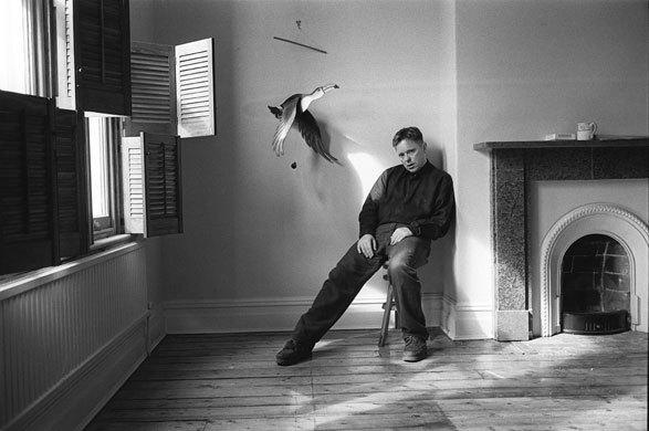 Говард Барлоу – рок-фотограф. Изображение № 12.