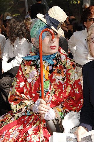 Анна Пьяджи. Модный гардероб. Изображение № 39.