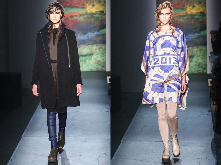 Неделя моды в Нью-Йорке: День 5. Изображение № 19.