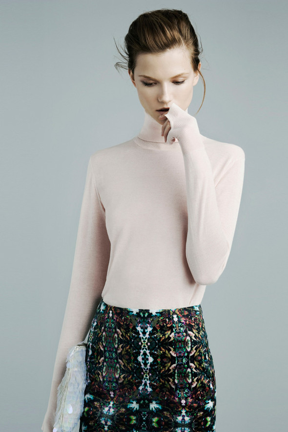 Лукбук: Zara November 2011. Изображение № 8.