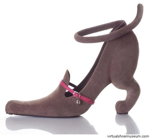 Креативная обувь. Изображение № 37.