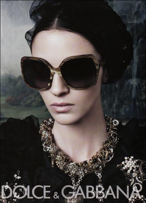 Viva Maria! Italian beauty - Mariacarla Boscono. Изображение № 6.