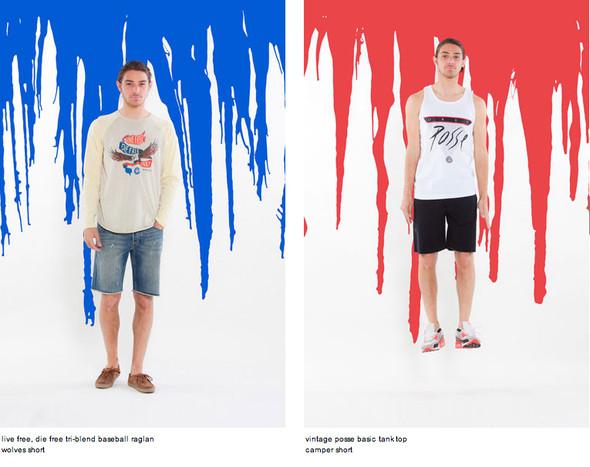 Изображение 38. Obey Весна/Лето 2011.. Изображение № 14.