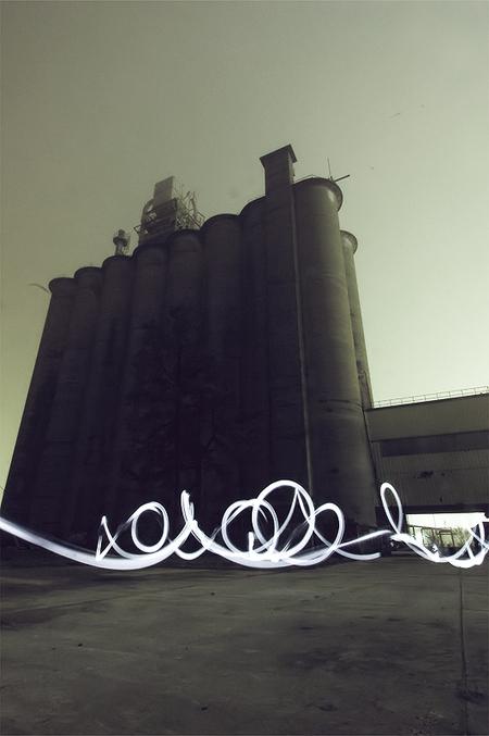 Light graffiti. Изображение № 5.