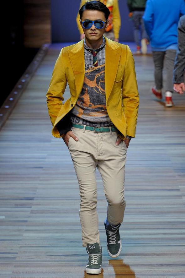Изображение 158. Milan Fashion Week. Часть 1.. Изображение № 19.