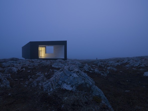 Long Studio, Fogo Island by Saunders Architecture на thisispaper.com. Изображение № 9.