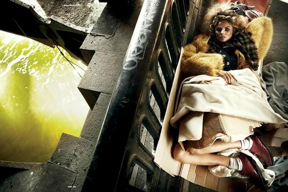 Съёмка: Магдалена Фрацковяк в объективе Джампаоло Сгуры. Изображение № 2.