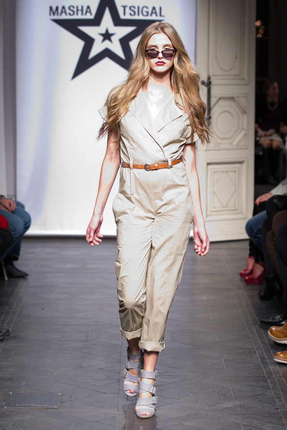 Masha Tsigal spring/summer 2012. Изображение № 1.