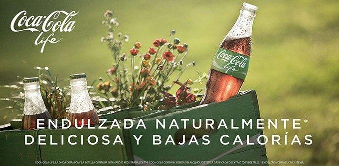 В Аргентине выпустили Coca-Cola с зелёной этикеткой . Изображение № 4.