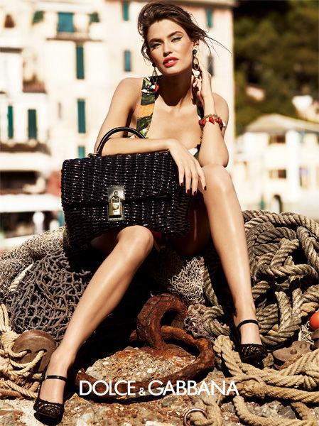 Кампания: Dolce & Gabbana SS 2012. Изображение № 13.