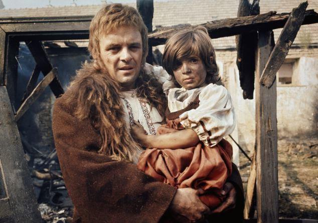 Кадр из сериала BBC «Война и мир»1972 года . Изображение № 1.