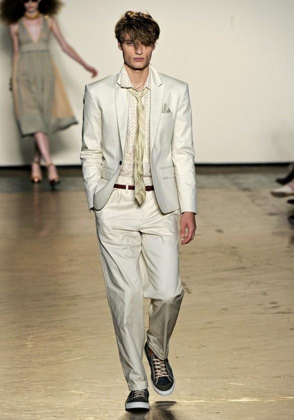 NY Fashion Week \ Spring 2011. Изображение № 49.