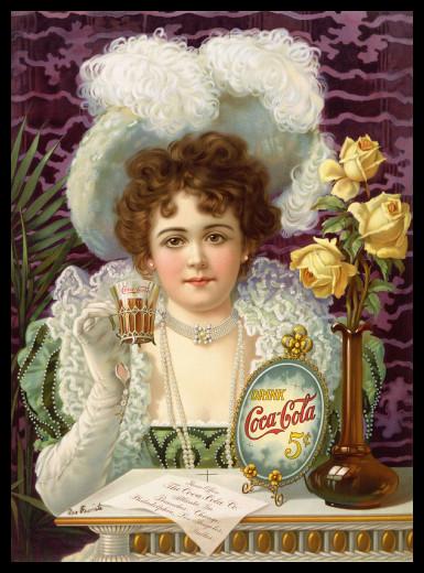 Изображение 4. Coca-cola – История бренда, история рекламы.. Изображение № 4.