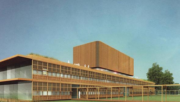 Dutch touch: Гид по современной голландской архитекторе. Изображение № 33.