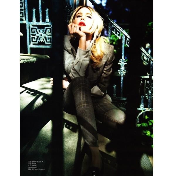 5 новых съемок: Gravure, Indusrtie, Velvet и Vogue. Изображение № 44.