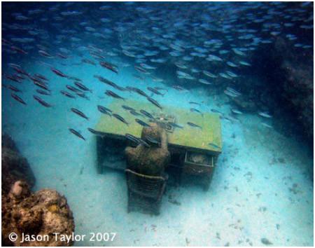 Подводная галерея. Изображение № 17.