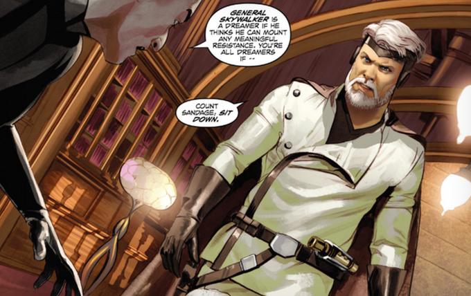 Marvel выпустят комикс по «Звёздным войнам». Изображение № 1.