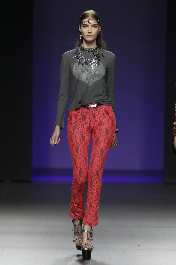 Madrid Fashion Week A/W 2012: Maria Escote. Изображение № 14.