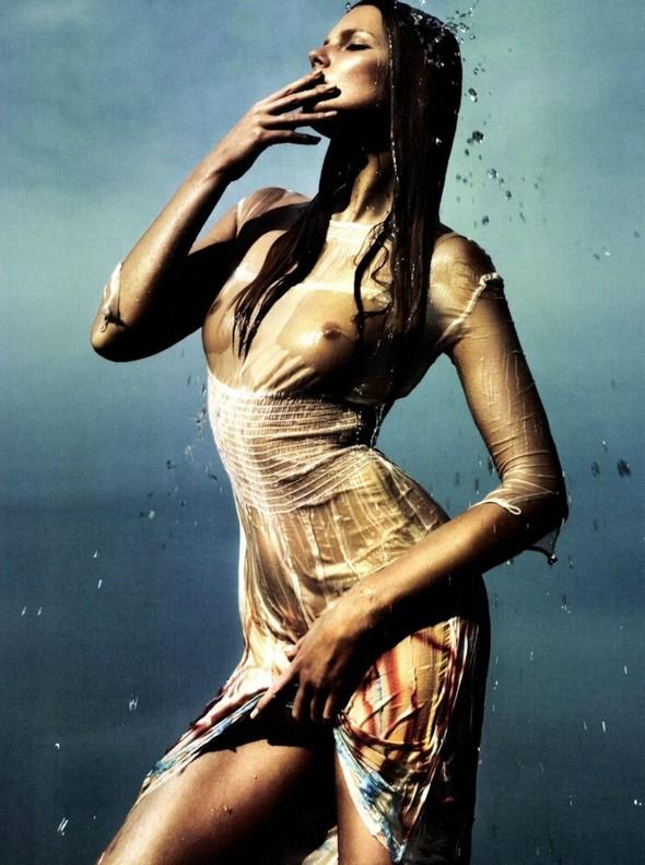 Съёмка: Энико Михалик для Numero. Изображение № 11.