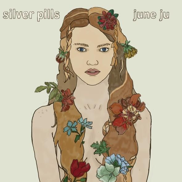 """SILVER PILLS - """"June Ju"""". Изображение № 1."""