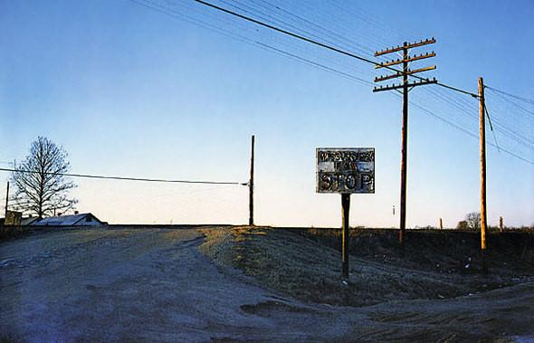 Изображение 41. Красочный мир Уильяма Эгглстона.. Изображение № 42.