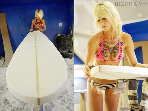 Серфинг, татуировки и free life. Изображение № 4.