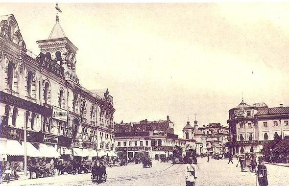 Москва свозь столетия. Изображение № 16.