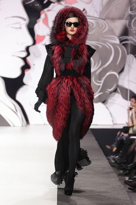 """Коллекция """"La Femme Magnifique"""" Модного Дома Игоря Гуляева. Изображение № 23."""