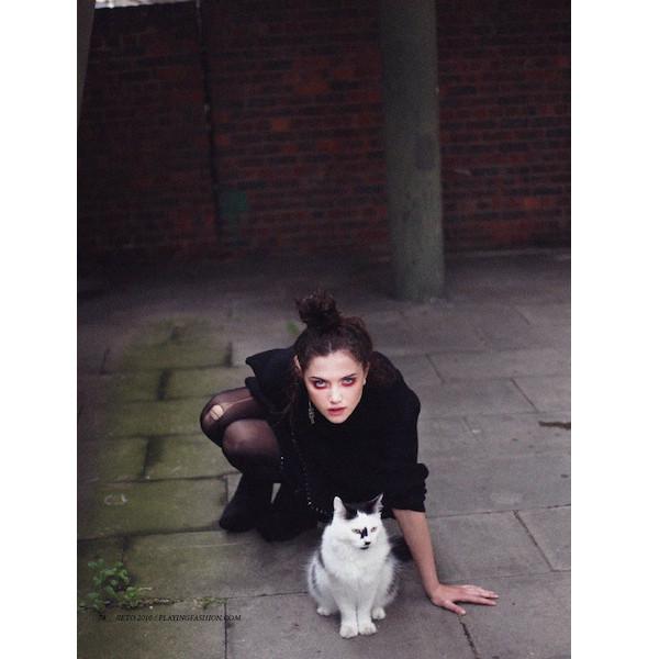 Новые съемки: Numero, Playing Fashion, Tangent и Vogue. Изображение № 18.