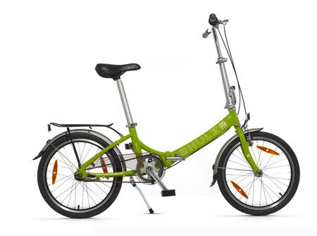 Складные велосипеды Shulz. Изображение № 2.