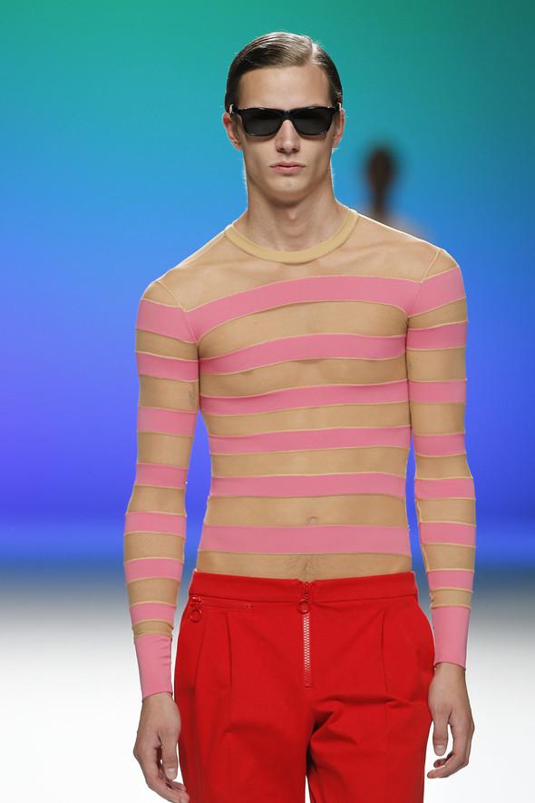 Madrid Fashion Week SS 2012: Davidelfin. Изображение № 9.