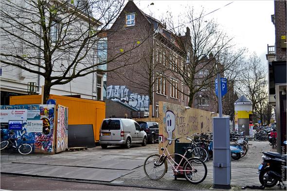 Стрит-арт и граффити Амстердама, Нидерланды. Изображение № 48.