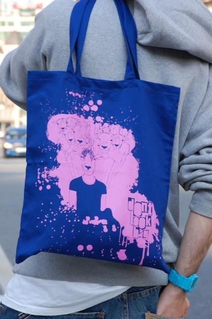 Яне сумка, я– тело длярисунка. Изображение № 2.
