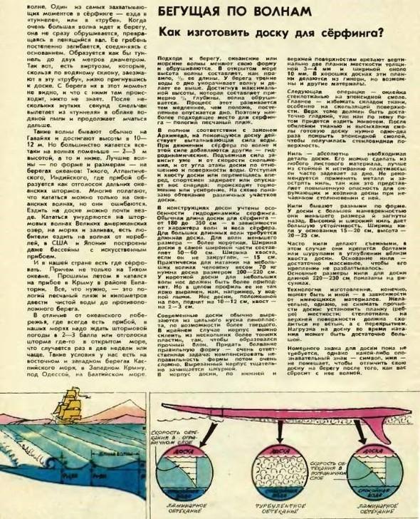 Советская школа серфинга. Изображение № 6.