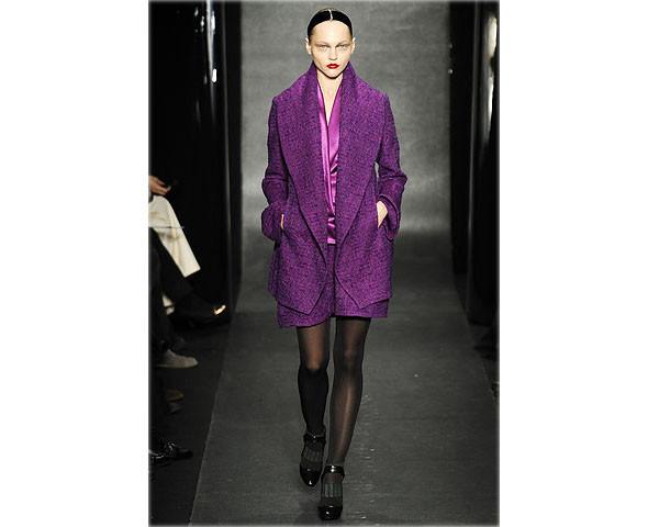 Неделя моды в Нью-Йорке: Четвертый и пятый дни. Изображение № 24.