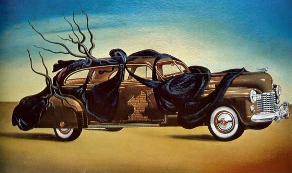 Автомобили Сальвадора Дали. Изображение № 4.