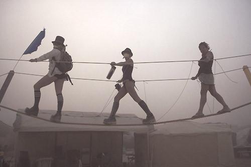 Burning man– art-проект мирового масштаба. Изображение № 12.