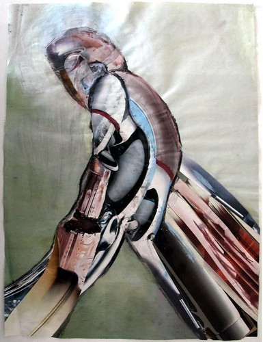 Изображение 11. Абстрактные коллажи Зорана Палуровича.. Изображение № 11.
