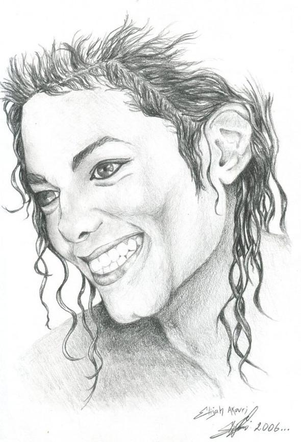 Портреты Michael Jackson. Изображение № 9.