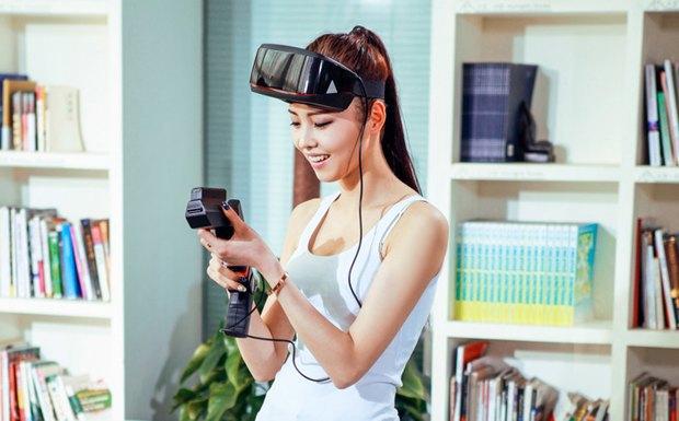 У Oculus Rift появился серьёзный конкурент. Изображение № 1.